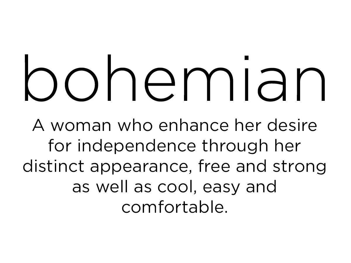neo-bohemian