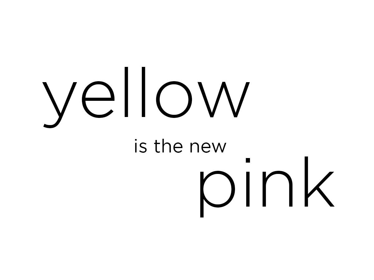 yellowisthenewpink