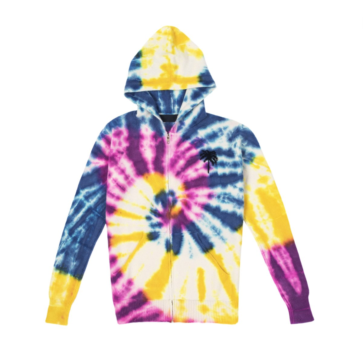 theelderstatesman_Hoodie_IVORY_BLACK_with_ROYAL_BLUE_MAGENTA_YELLOW_BLIZZARD_DYED_PALM_TREES_1_copy_1_1200x1200
