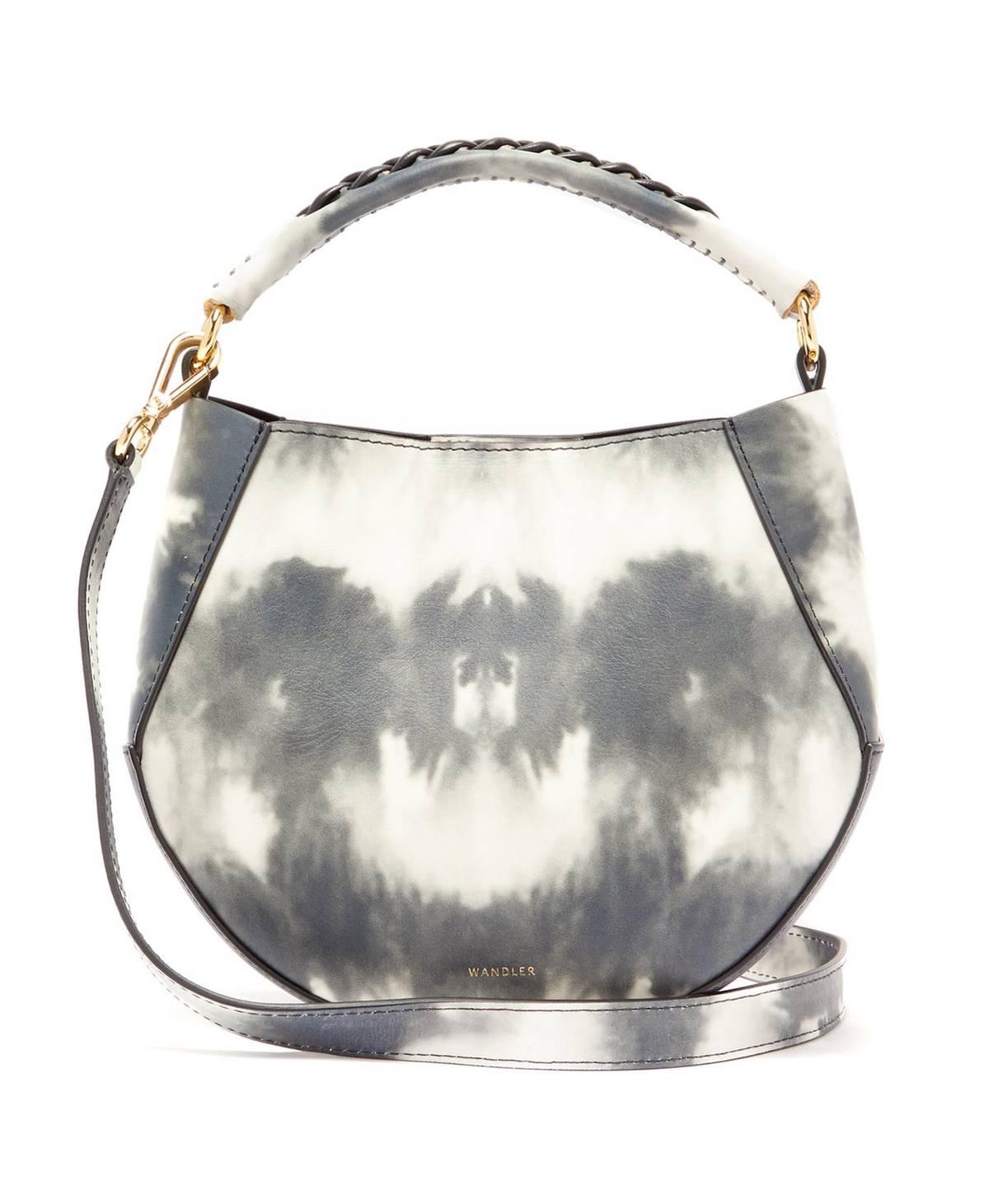 wandler-mini tiedye leather bag