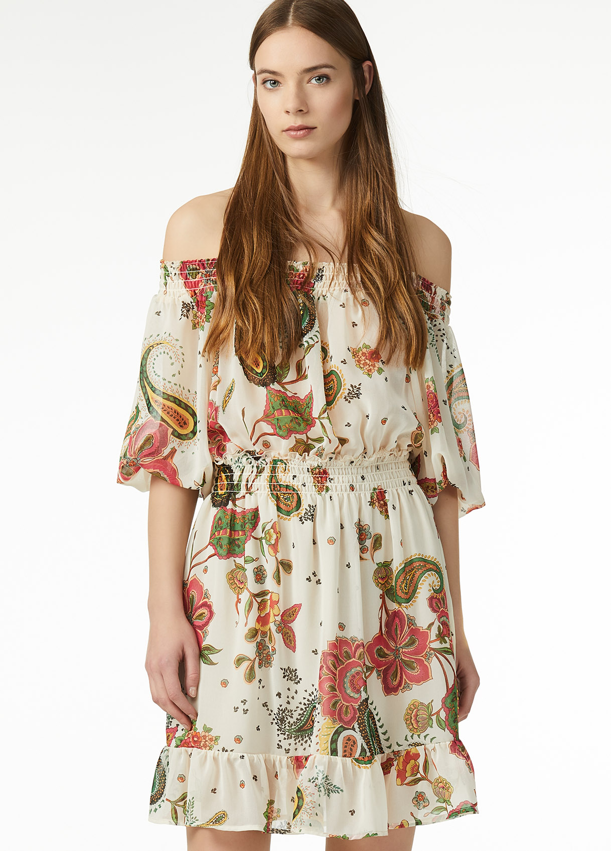LiuJo-Dresses-Shortdresses-F19207T0110U9089-I-AF-N-N-01-N