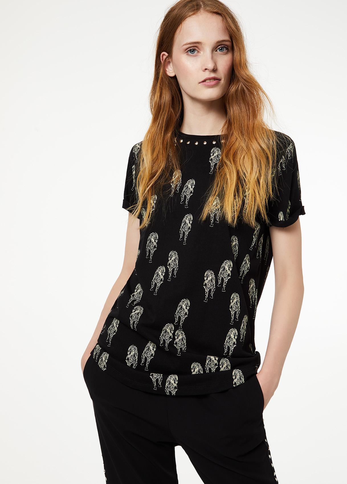 Liujo-T-shirt-Top-undefined-W69379J9125U9327-I-AF-N-R-01-N