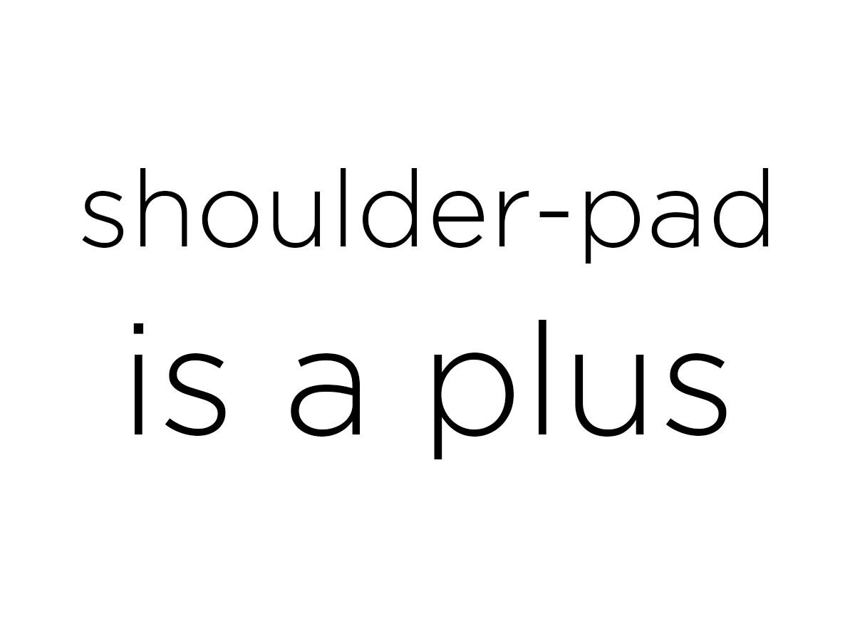 shoulderpad