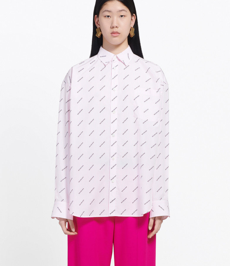 balenciaga chemise
