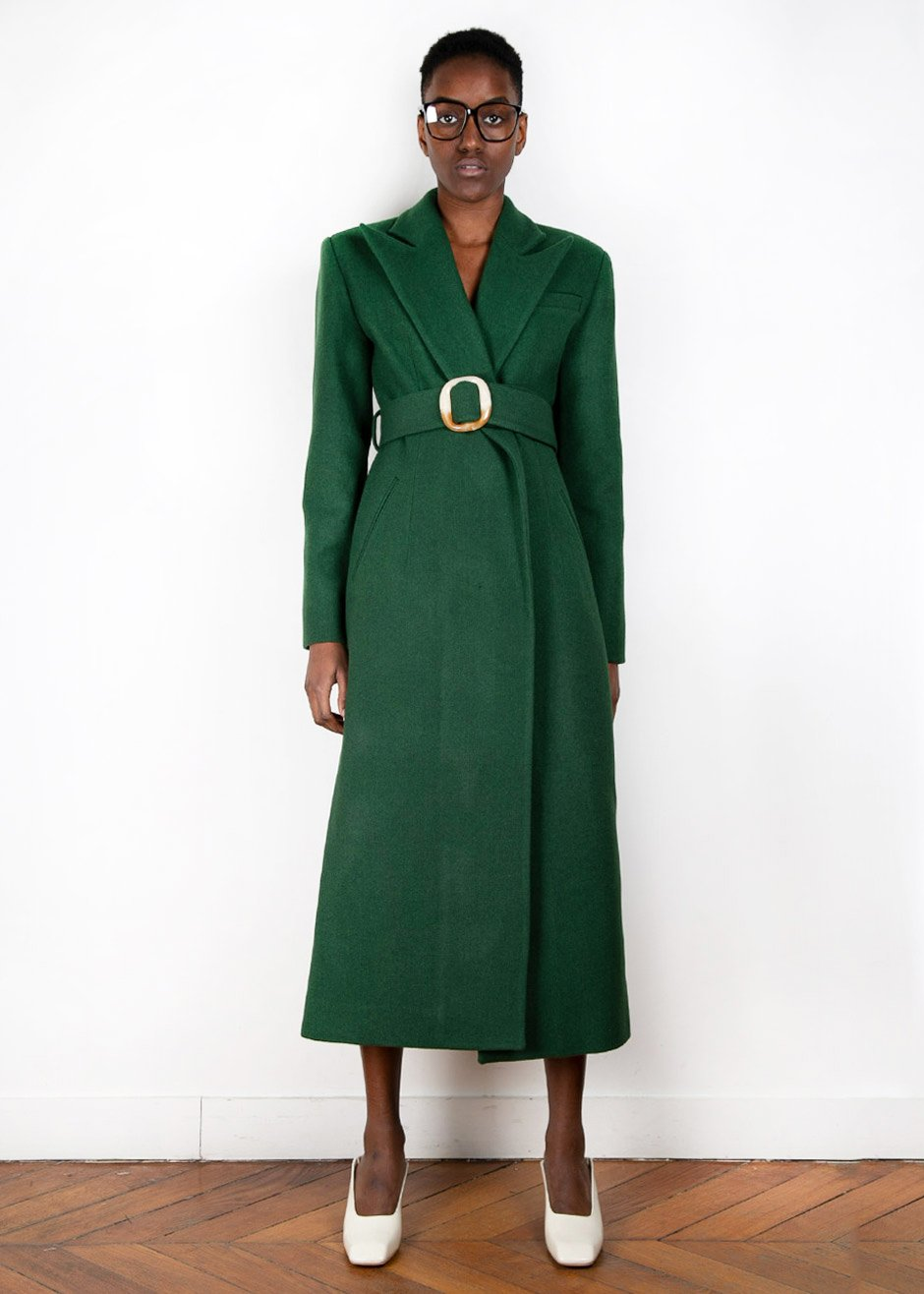 Frankie-Forest-Green-Wool-Blend-Belted-Coat-by-Materiel-Tbilisi-IMG_6671_a189b9d8-8951-441e-8087-2f54c4fb6e06