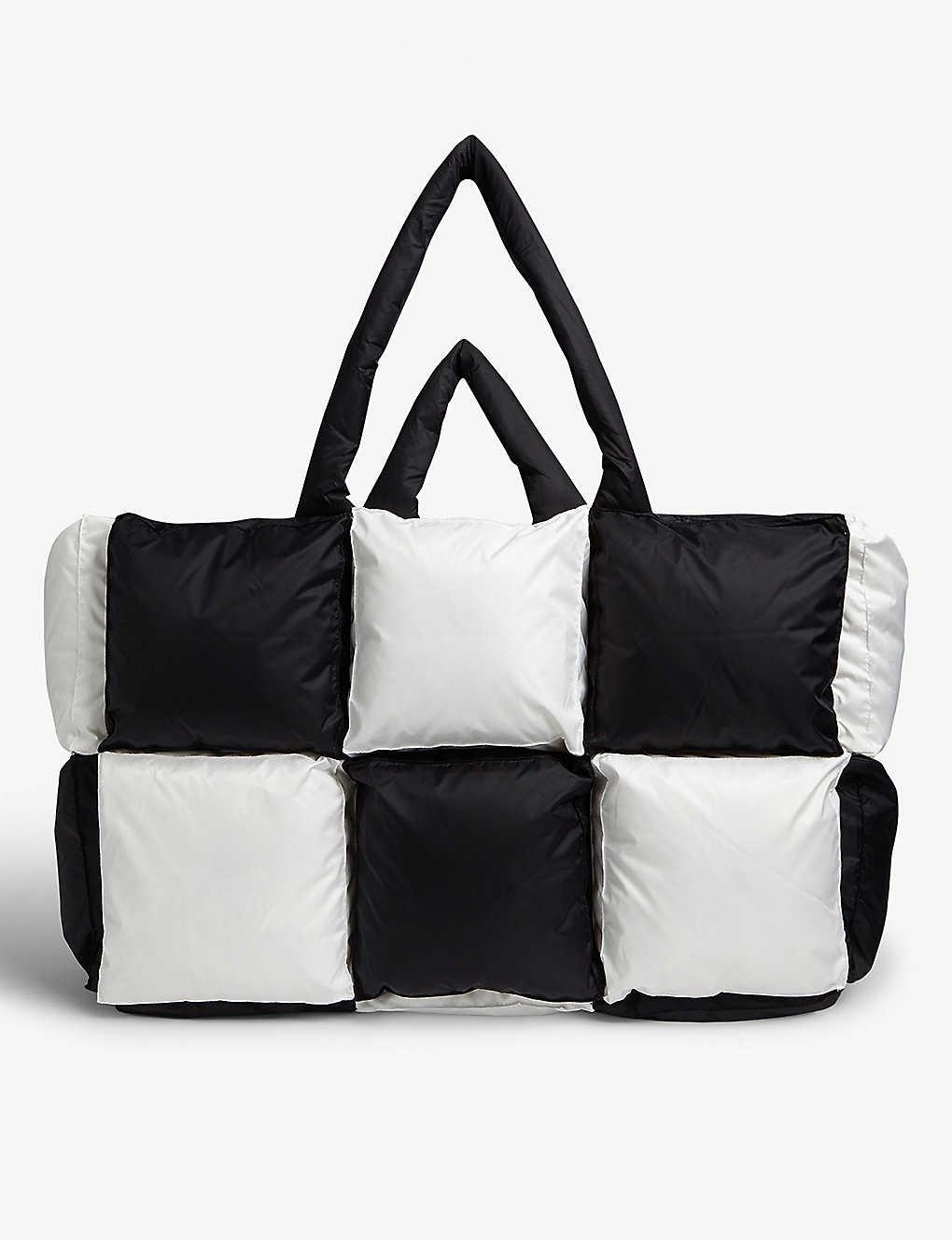 off-white puffer bag