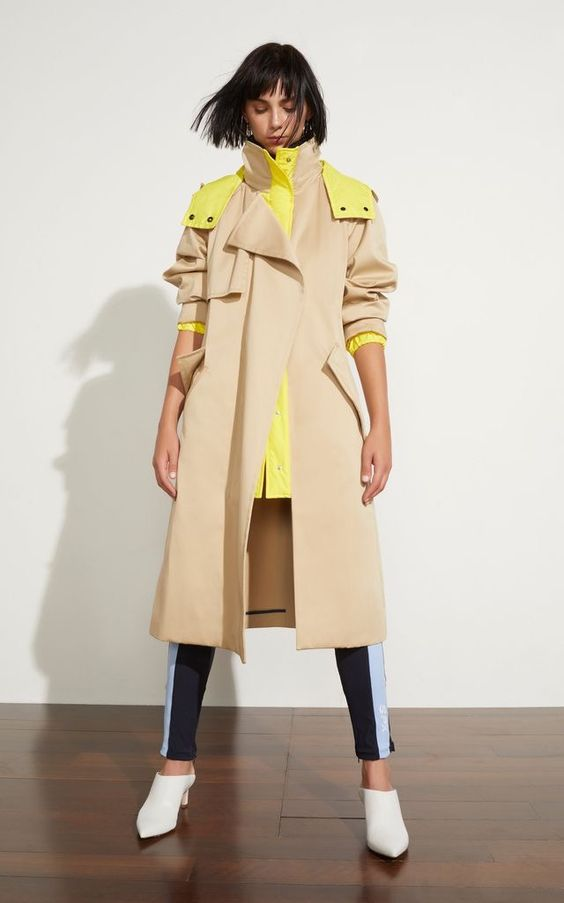 trench fluo details