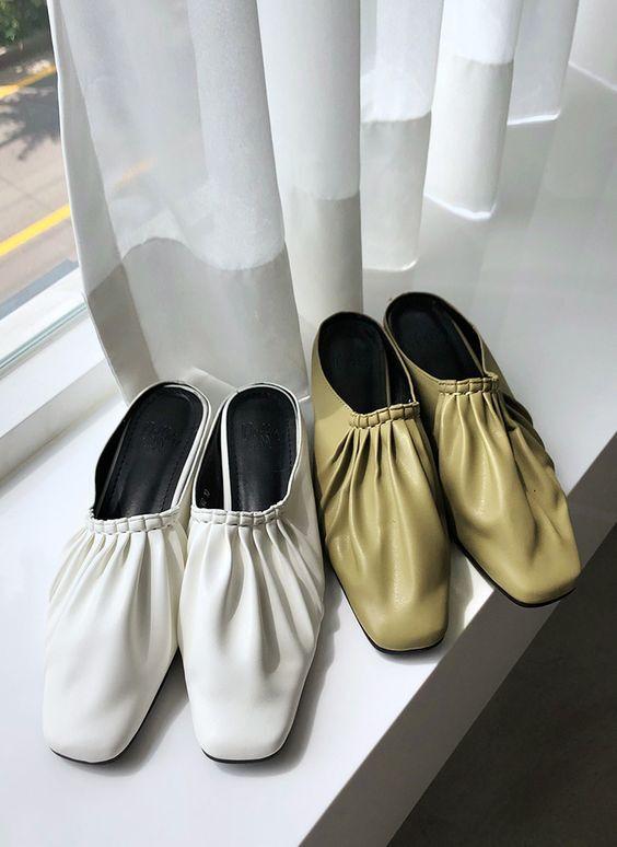 pouch shoes japan