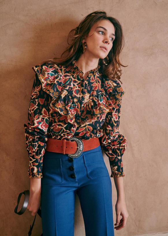 blouse agathe