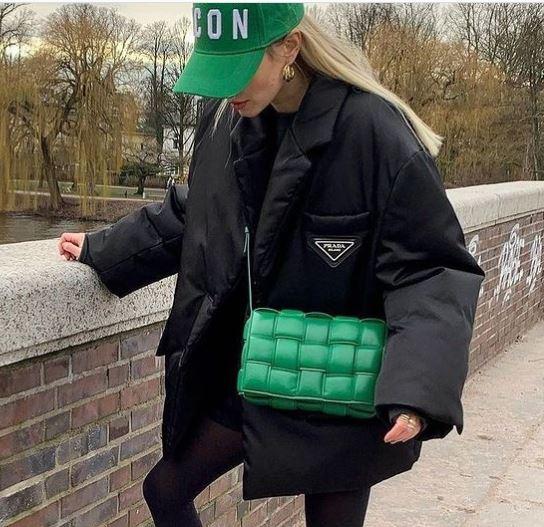 bottega casette bag