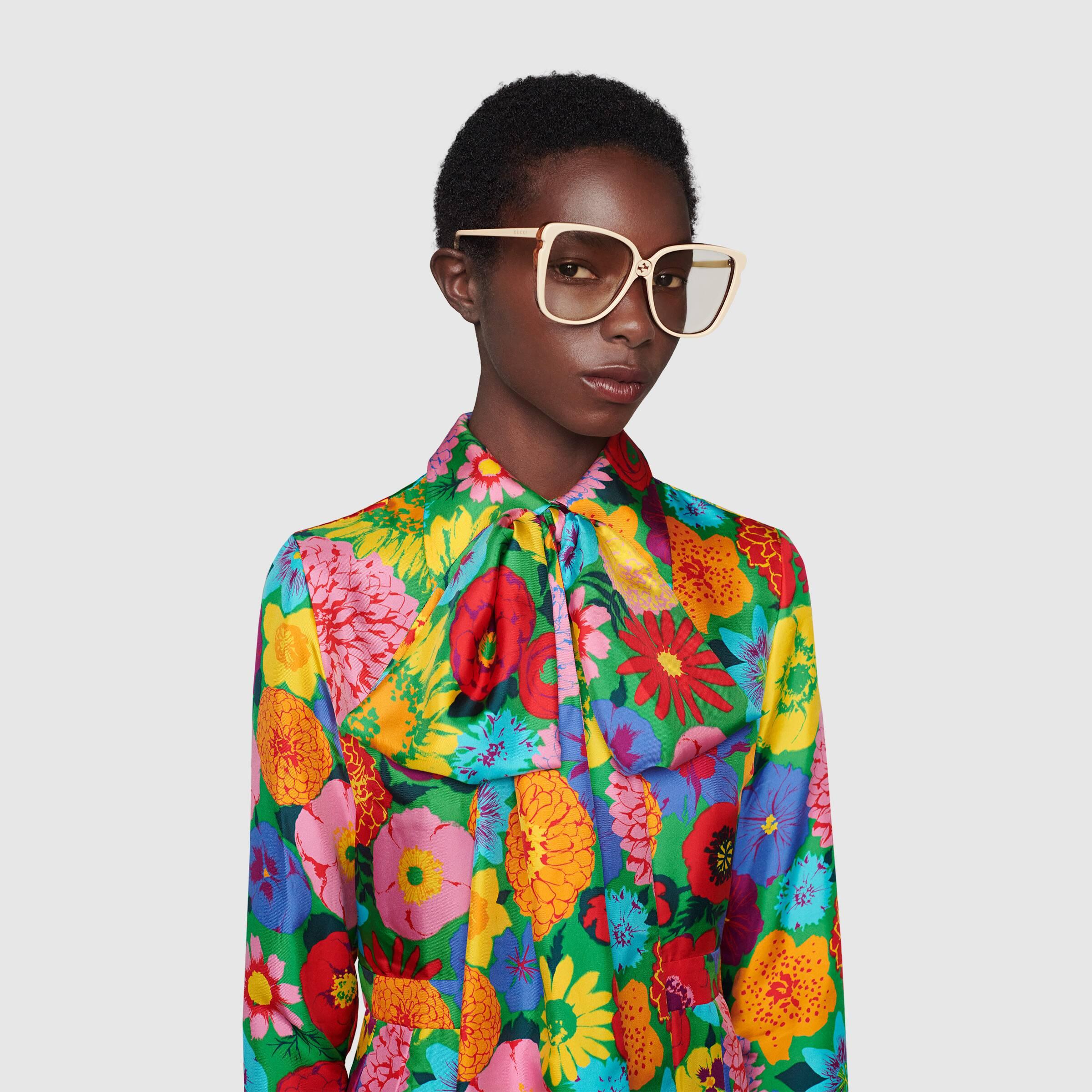 Gucci_Light-Robe-plisse-imprim-KenScott