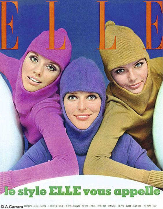 elle magazine 1968