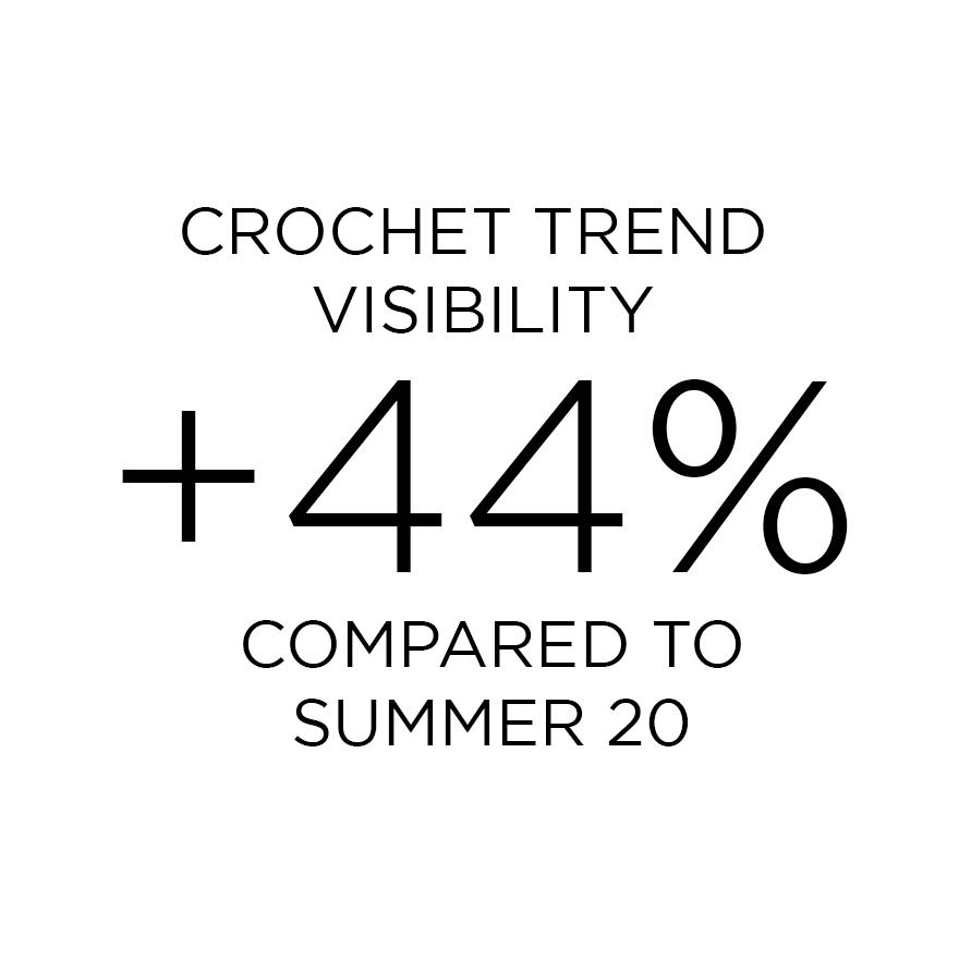CROCHET knit